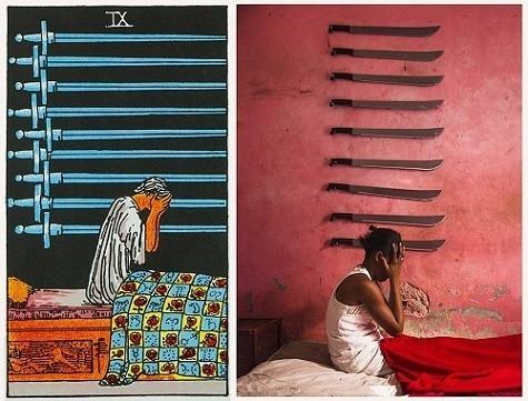 Tarot Ridera-White'a w haitańskim getcie