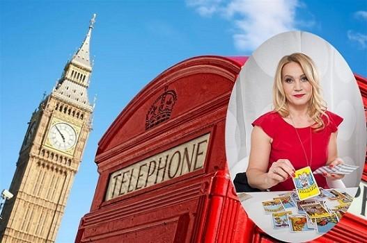 Polska wróżka w Londynie z UK